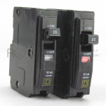 SQUARE D QO BREAKER, 1 POLE