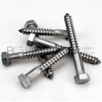 LAG SCREW, STAINLESS STEEL
