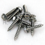 SHEET METAL SCREW, STAINLESS