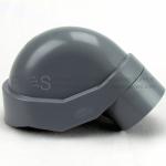 PVC SERVICE ENTRANCE CAP (WEATHERHEAD)