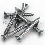WOOD SCREW, STAINLESS