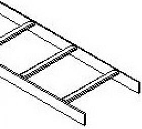 "CABLE RACK, 1-1/2"" OR 2"", TUBULAR OR BAR STRINGER"